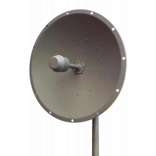 Dual Polarized schotel antenne 21dBi  2400-2500MHz