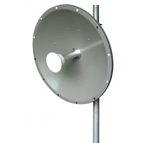 Dual-Pol schotel antenne  30dBi 4900-5850MHz