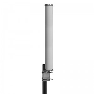 Professionele omnidirectionele high gain wideband antenne: 790-2700 MHz