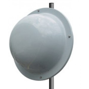 Cover voor wifi schotel antenne