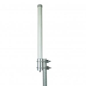 Professionele omnidirectionele antenne  9dBi 2400-2500/5725-5850 MHz